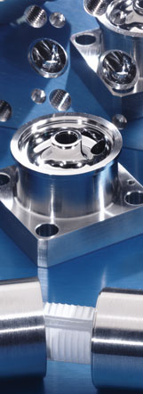 AMF specializes in stainless steel finishing